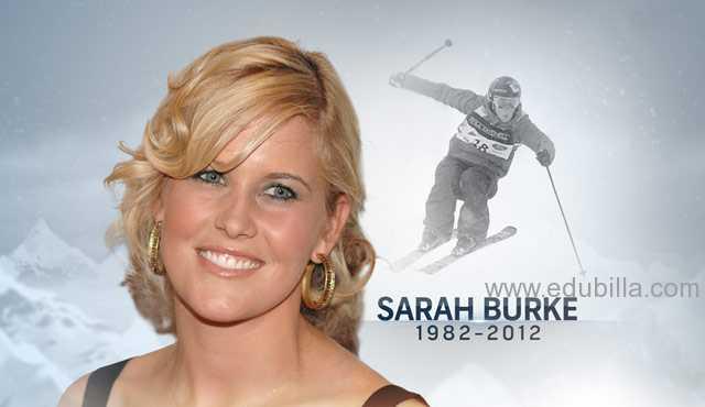 Sarah Burke salary