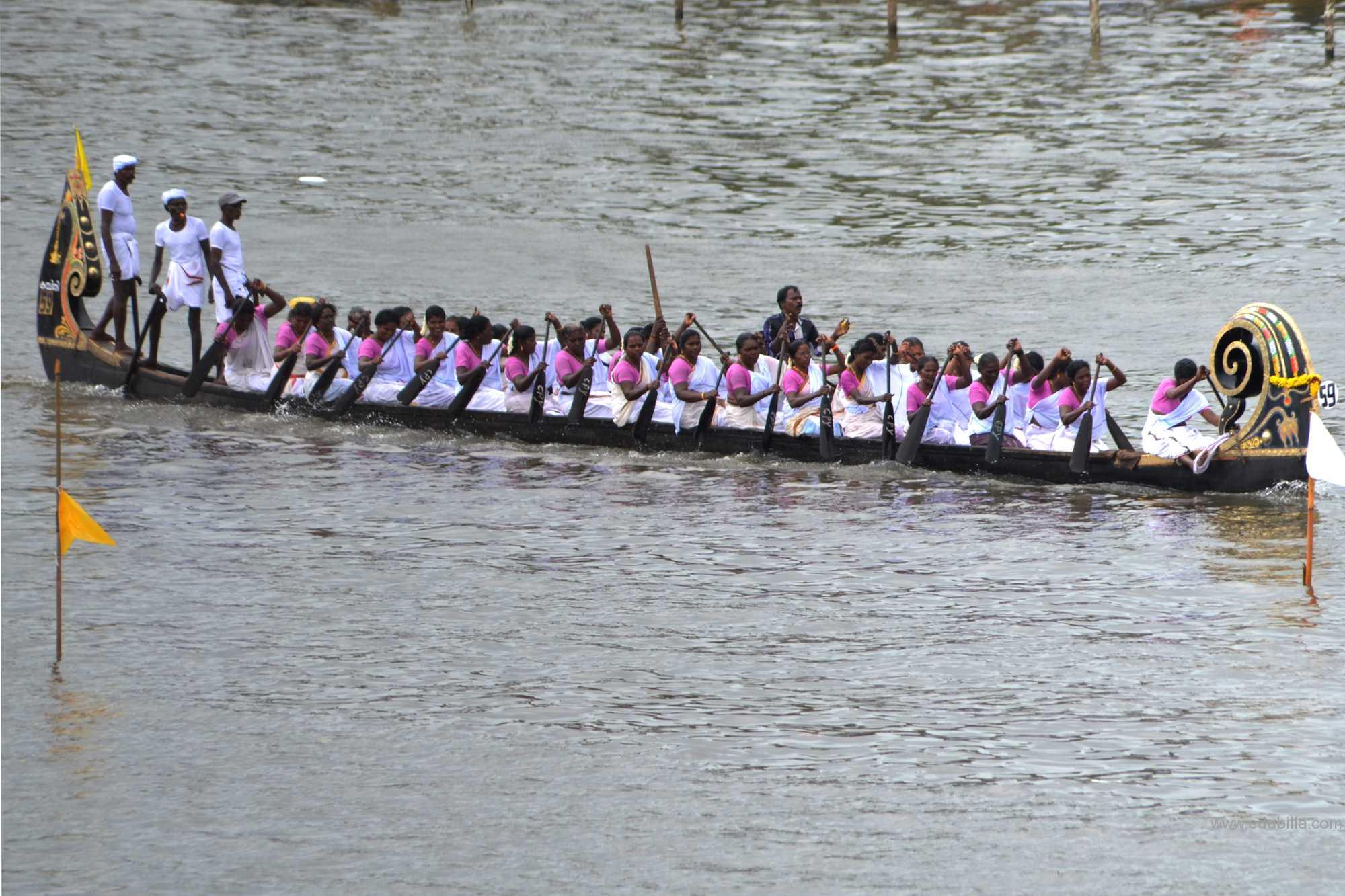 Kandassankadavu Boat Race