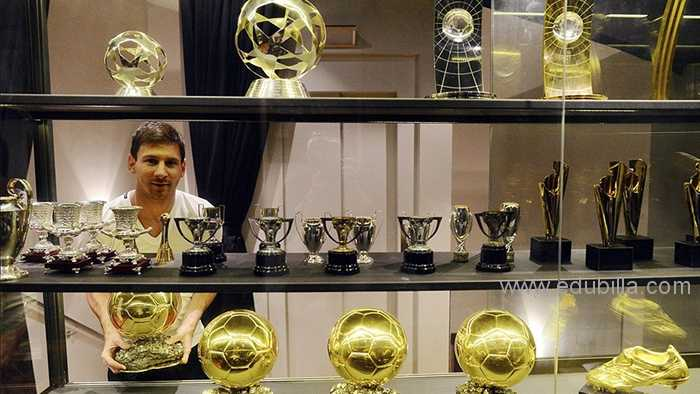 Lionel Messi Biography Achievements