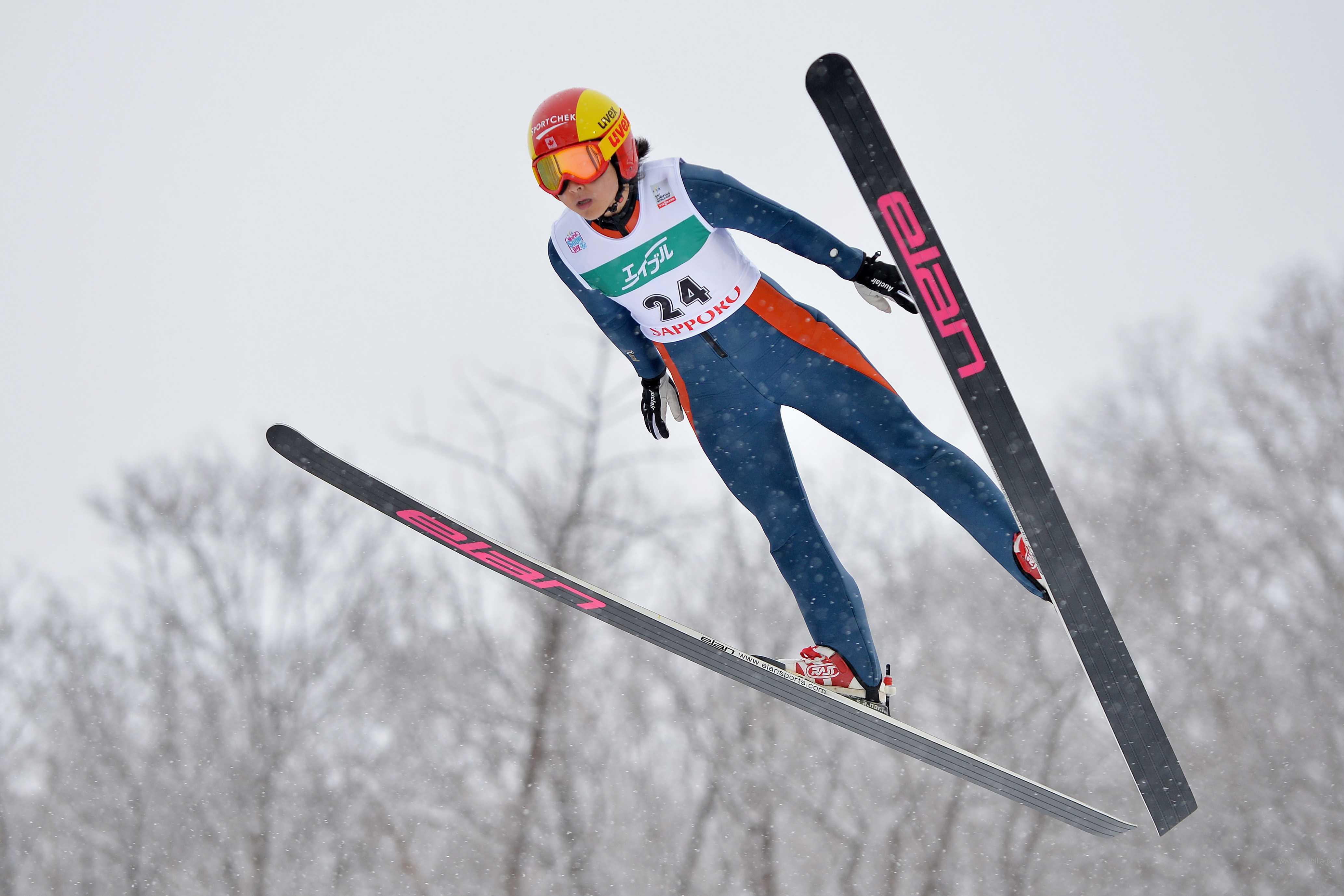 skijumping