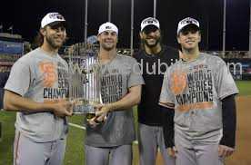 The Commissioner's Trophy (MLB)