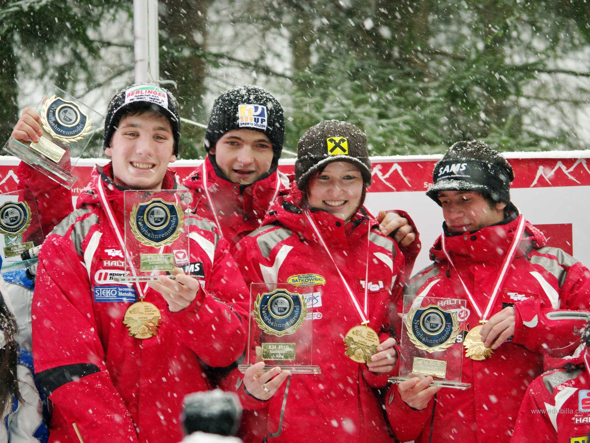 FIL World Luge Championships