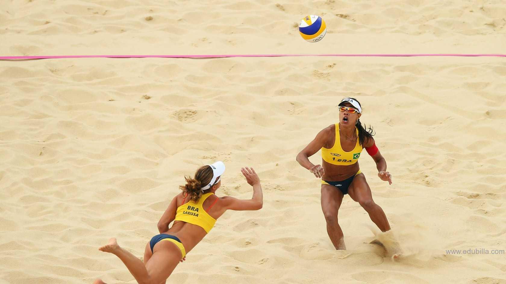 Beach Volleyball Gamesbeach Volleyball Rulesbeach Volleyball