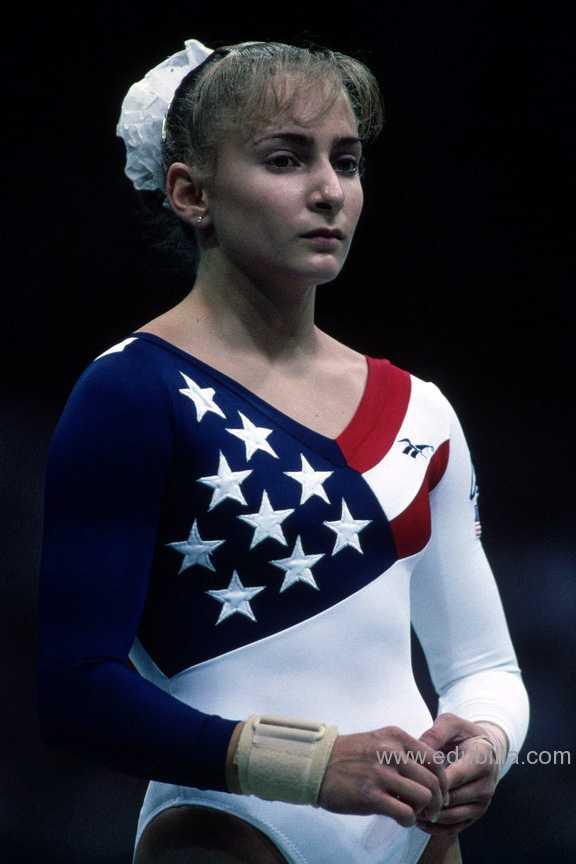 shannon miller gymnast