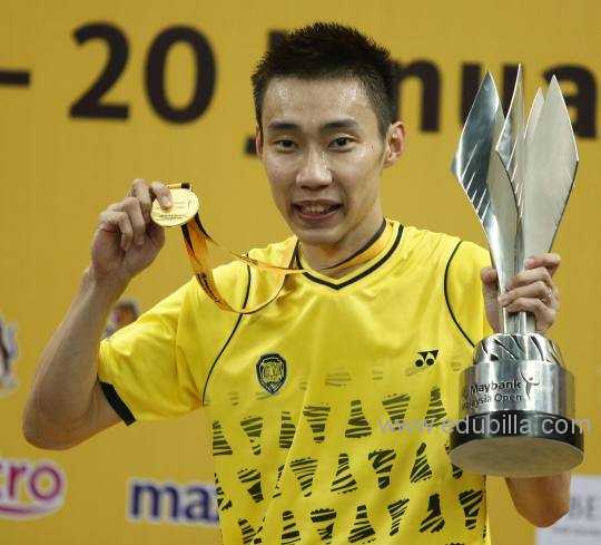 lee chong wei essay Lee chong wei is no common athlete national hero in his home land of malaysia, the hard-working and talented chong wei has won everything but two major titles.
