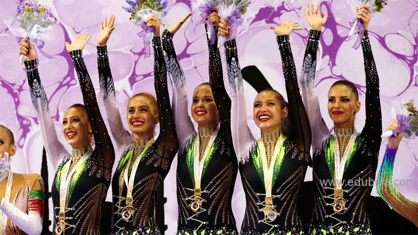 World Rhythmic Gymnastics Championships