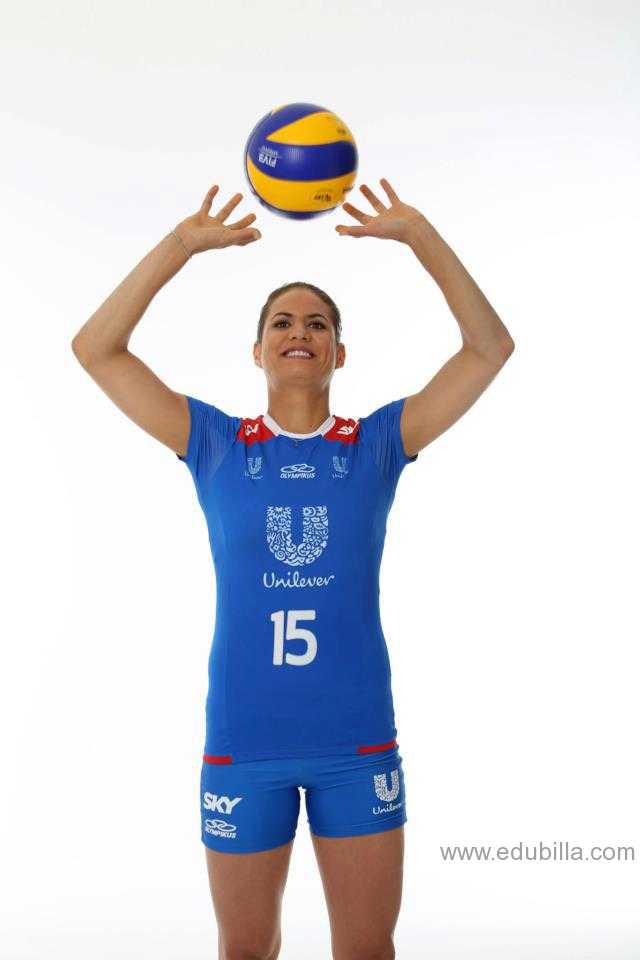 volleyball Logan player tom
