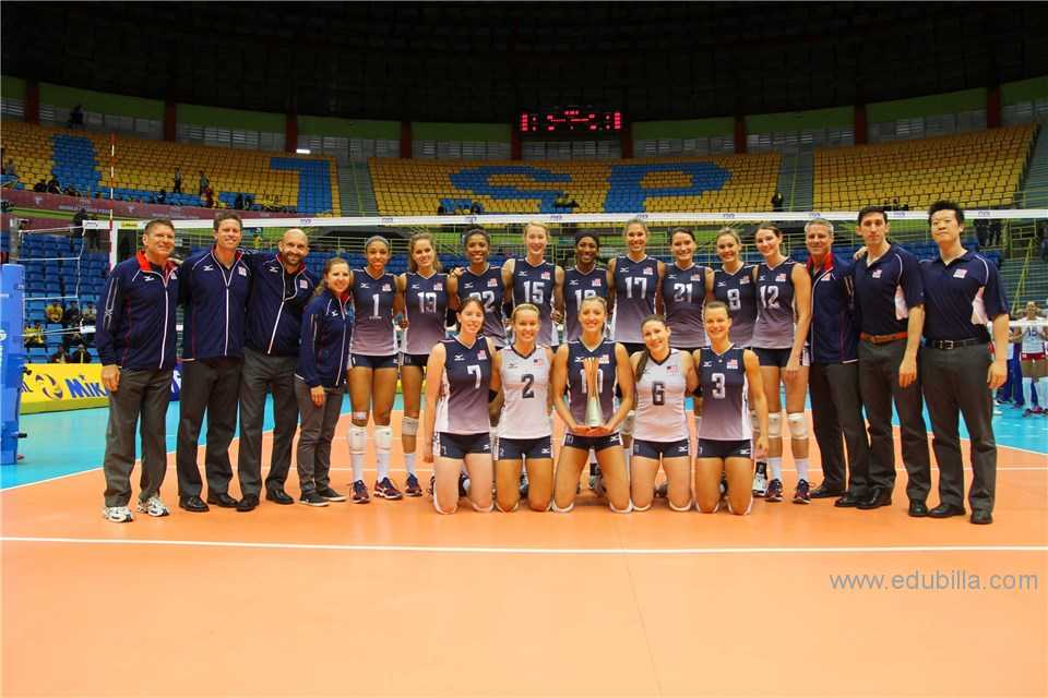 FIVB Volleyball Women's World Championship Trophy
