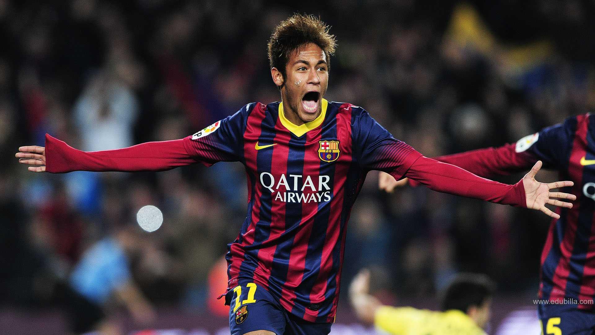 Neymar Biography Neymar Achievements Neymar Career Stats Edubilla Com