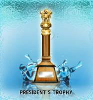 Presidents Trophy Boat Race