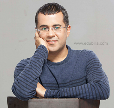 Chetan bhagat success story