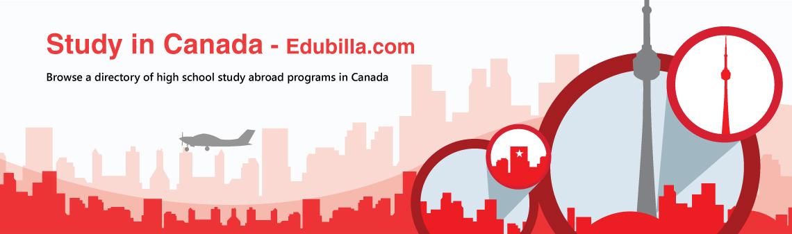 Study in Canada -Edubilla.com