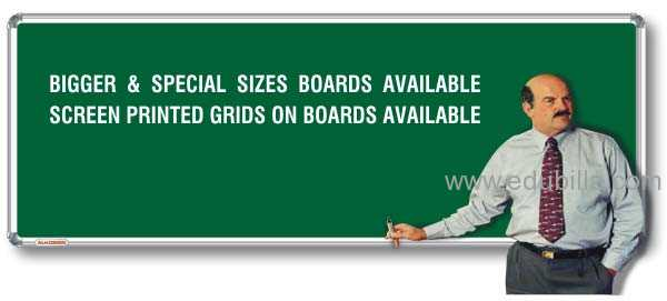 Astra Chrome Super Green Chalk  Boards