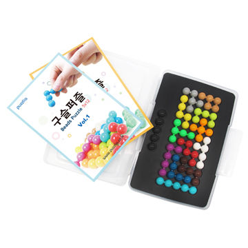 Beads Puzzle Pentomino 5X12 for Brain Training