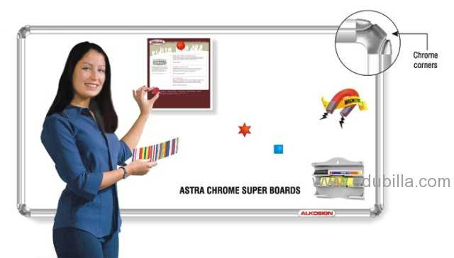 Astra Chrome Super Boards