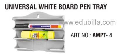 Universal White Board Pen Tray