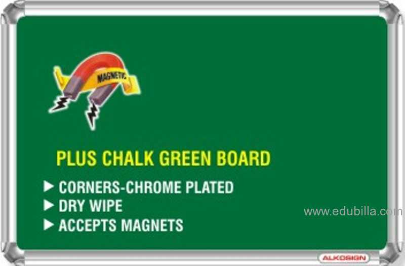 Astra Plus Chalk Green Board