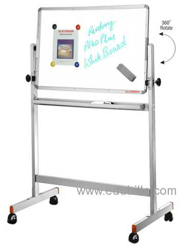 Alkosign Revolving Board Stands