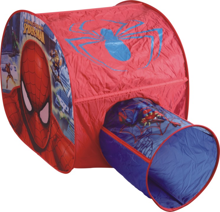 Children Playing Tent