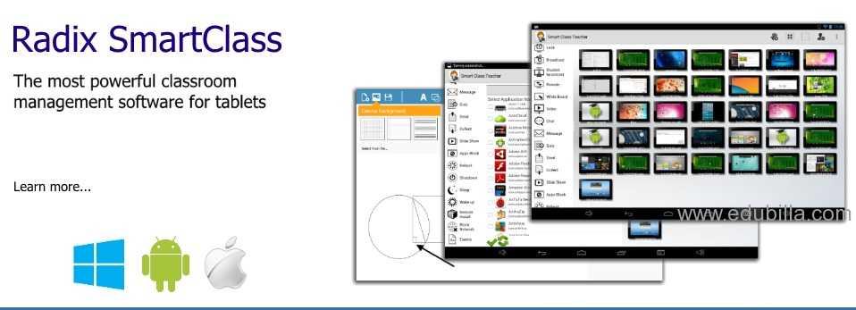 Radix SmartClass