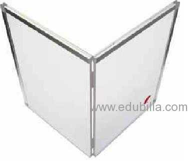 FOLDING WRITING BOARD