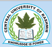 Top Univeristy Central University of Kashmir details in Edubilla.com