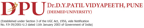 Top Univeristy Dr. D.Y. Patil Vidyapeeth details in Edubilla.com