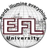 English & Foreign Languages University