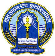 Top Univeristy Guru Nanak Dev University details in Edubilla.com