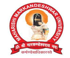 Maharishi Markandeshwar University,Mullana