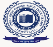 Shree Guru Gobind Singh Tricentenary University