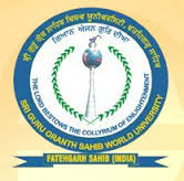 Top Univeristy Sri Guru Granth Sahib World University details in Edubilla.com