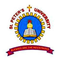 St. Peter's Institute of Higher Education and Research
