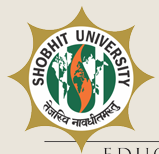 Shobhit Institute of Engineering & Technology
